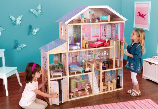 Majestic large dolls house sttswings