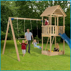 Standard Climbing Frames and Play Centres