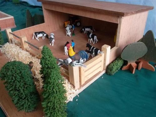 Starter Farm Wooden Farm Toy Farm Set Stt Swings