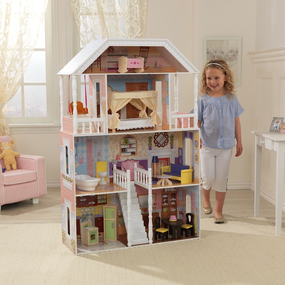 dolls house dolls furniture large dolls house six rooms