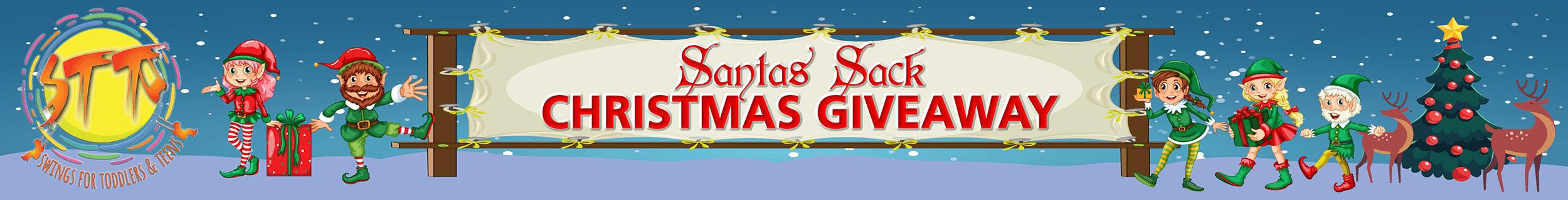 STT Santas Sack Christmas Giveaway