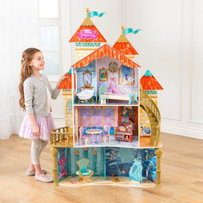 Disney® Princess Ariel Undersea Kingdom Dollhouse