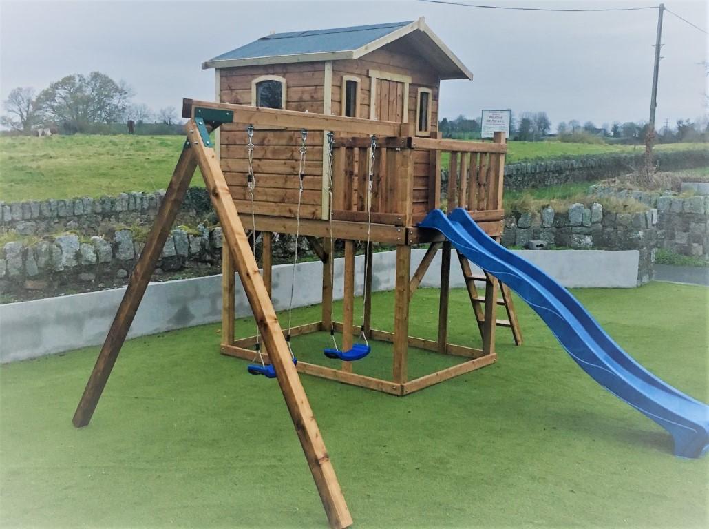 Wacky World Tree House new €2200 ex-display €1800