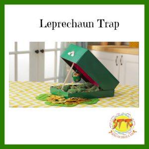 STT swings leprechaun trap paddys day