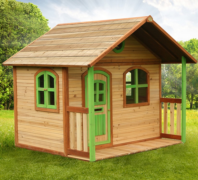 playhouse child friendly interior surfaces | Milan Playhouse • STTSwings