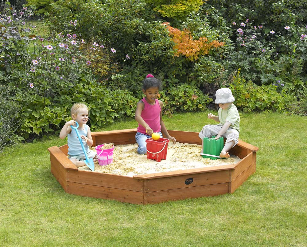 Sand Box and Mud Kitchens
