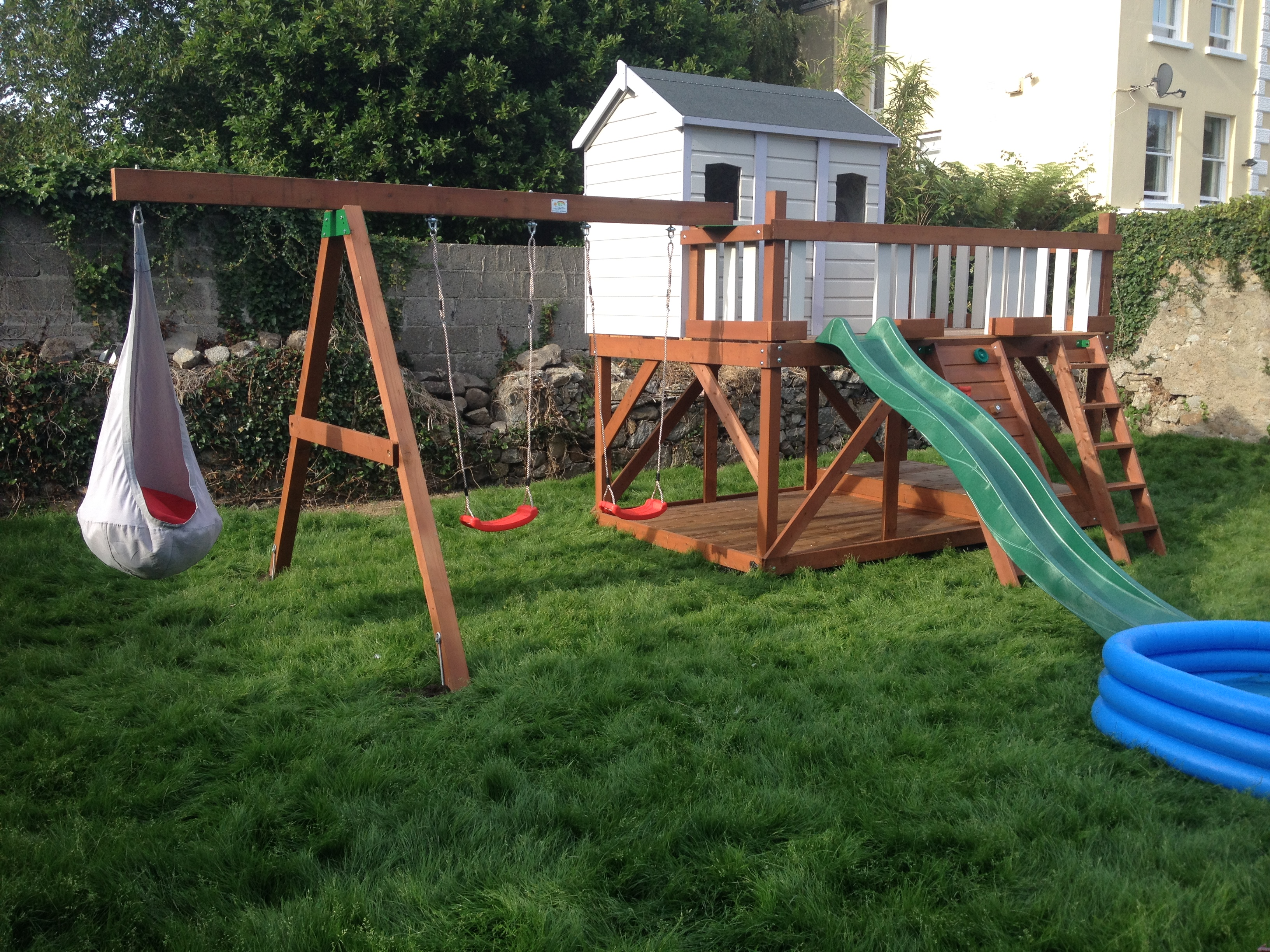 Swings Climbing Frames Play Centres Tree Houses Playhouses