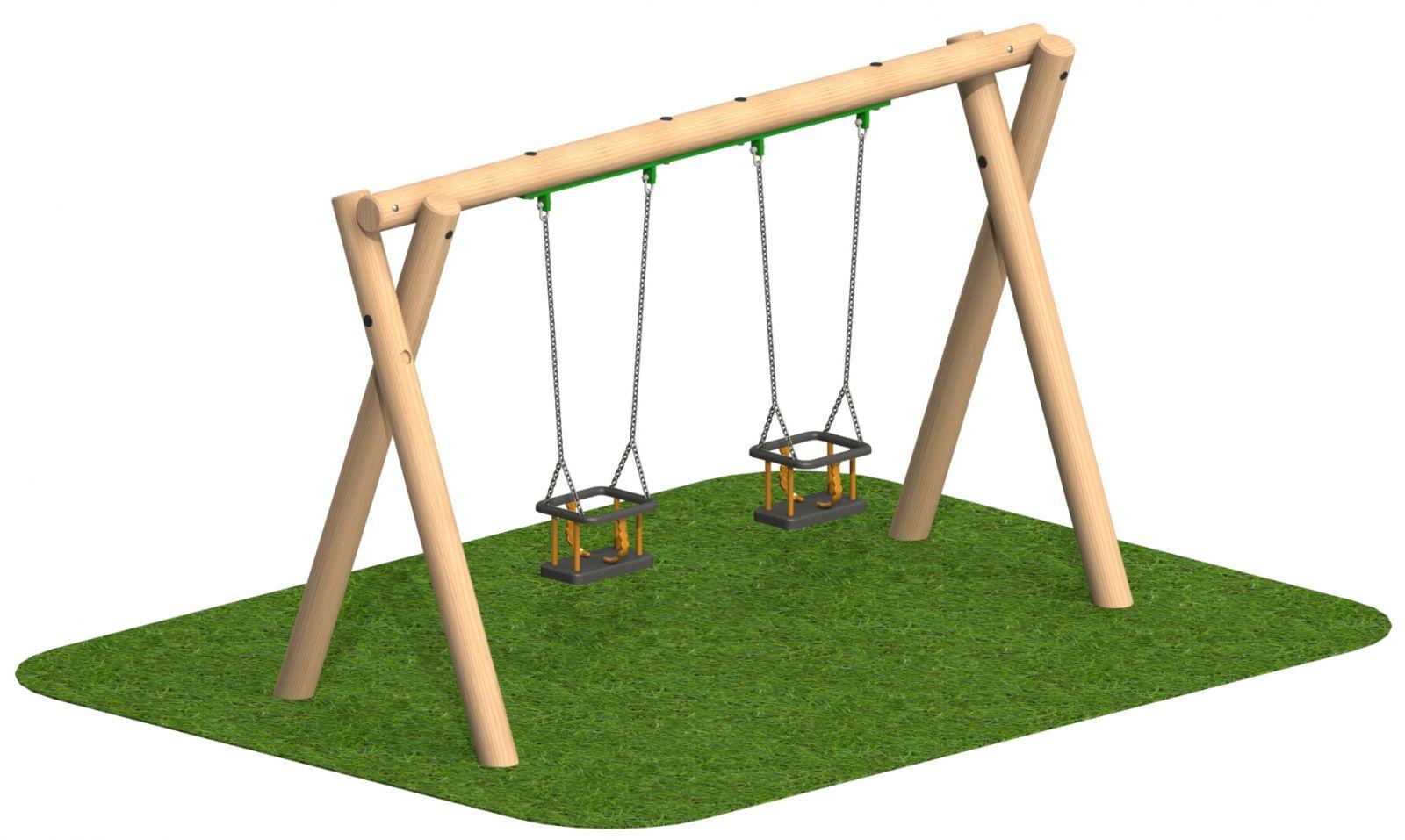 Swings Outdoor Playground Equipment Swings Play Houses